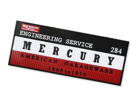 マーキュリー バーマット 水切りマット ラバーマット バーカウンター ホームバー ワークマット 作業用 アメリカ アメリカン雑貨 MERCURY サイズL ENGINEERING_MC-ME046321-MCR