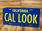 カリフォルニアライセンスプレート/CALLOOK1