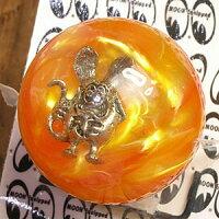 ラットフィンク(RATFINK)シフトノブオレンジ