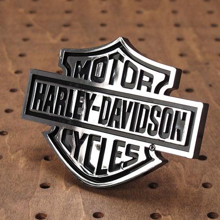 ステッカー バイク ハーレーダビッドソン アメリカン おしゃれ 車 ヘルメット かっこいい カーステッカー エンブレム プラスチック 【メール便OK】_SC-DA9107-MON