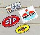 ステッカーセット 1000円 ポッキリ 送料無料 アメリカン 車 バイク かっこいい カーステッカー 世田谷ベース レーシン…