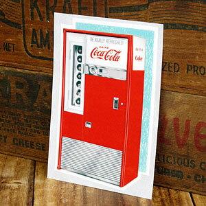 コカコーラステッカー/CC-BA6/VendingMachine