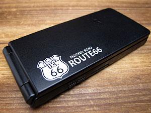 ルート66(ROUTE66)転写ステッカー使用例