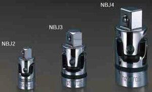 KTC NBJ4 ネプロス 12.7sq. ユニバーサルジョイント