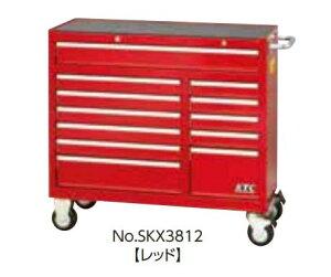 KTC SK SALE 2021 SKX3812 レッド ローラーキャビネット(7段12引出し)) N-98 ニチモリ 解氷スプレー 30本サービス
