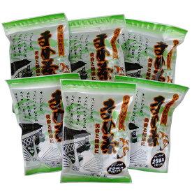 まめ茶ティーバッグ×6袋セット【津和野町・河田園】(カワラケツメイ・河原決明)