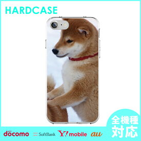 iphone8 スマホケース 全機種対応 カバー iPhone ハードケース iPhone7 iphone6 iPhone7ケース アイ スマホカバーフォン アイフォン7 Xperia XperiaZ5 XperiaZ3 GALAXY ARROWS AQUOS クリア クリアケース 犬 ペット 動物 かわいい アニマル おしゃれ