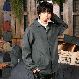 ◆NIIRUS(ニールス)トロピカルコーチジャケット◆ブルゾン ジャケット カジュアル アウター メンズファッション シンプル