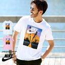 591f61f4261e ◇NIKE SUNSET PLAM T-shirt BQ0716 ◇ T-shirt men fashion T-shirt short  sleeves cut-and-sew tops men fashion spring spring clothes spring clothing  summer ...