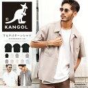 ◆Lulu&Arnie×KANGOL (カンゴール) マルチ パターンシャツ JIGGYSSHOP SELECT◆シャツ メンズ カジュアルシャツ ハ…