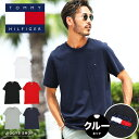◆TOMMY HILFIGER(トミー ヒルフィガー)Basic Cotton Core Flag◆ブランド Tシャツ メンズ レディース カップル クル…