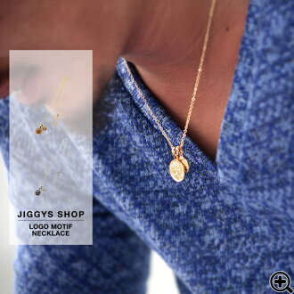 ◆Logo Motif Necklace◆necklace/men's casual/sexy necklace/chain neck accessory/accessories/men's fashion/simple coordination/ladies' fashion/women's fashion/spring fashion/winter fashion/logo motif