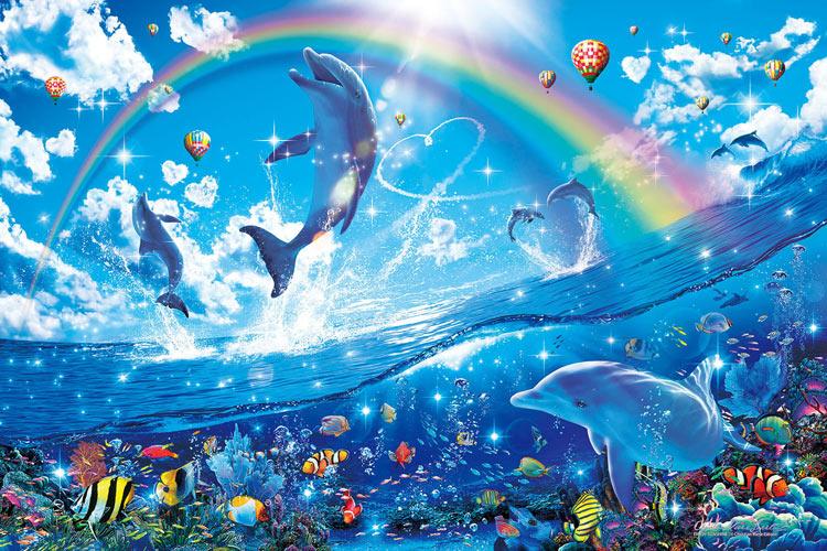 EPO-13-025 ラッセン エンジョイ サンシャイン! 1000ピース ジグソーパズル 【あす楽】[CP-L] パズル Puzzle ギフト 誕生日 プレゼント 誕生日プレゼント