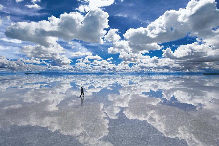 EPO-15-550 海外風景 ウユニ塩湖 1500ピース ジグソーパズル 【あす楽】