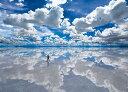 EPO-21-514 風景 ウユニ塩湖−ボリビア 3000ピース ジグソーパズル
