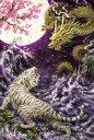 EPO-23-087 原井加代美 龍虎相搏つ〜月華の図〜 2016ピース ジグソーパズル 【あす楽】