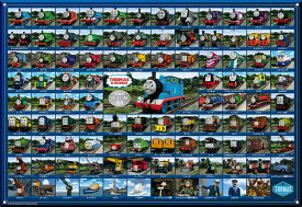 EPO-26-283s きかんしゃトーマス トーマスと仲間たち 100 300ピース ジグソーパズル パズル Puzzle ギフト 誕生日 プレゼント