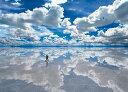 EPO-54-011 風景 ウユニ塩湖−ボリビア 2000ピース ジグソーパズル