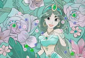EPO-70-018 ディズニー Royal Floral(ジャスミン)(アラジン) 70ピース ジグソーパズル 【あす楽】[CP-D][CP-PD] パズル デコレーション パズデコ Puzzle Decoration 布パズル ギフト プレゼント