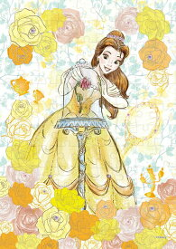 EPO-72-002 ディズニー Belle(ベル) -rose gold- (美女と野獣) 108ピース ジグソーパズル 【あす楽】[CP-D][CP-PD] パズル デコレーション パズデコ Puzzle Decoration 布パズル ギフト プレゼント