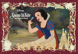 EPO-73-008 ディズニー Snow White and the Seven Dwarfs(白雪姫) 300ピース ジグソーパズル 【あす楽】[CP-D][CP-PD] パズル デコレーション パズデコ Puzzle Decoration 布パズル ギフト プレゼント