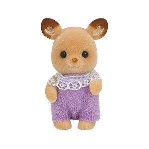 シ-68 シルバニアファミリー シカの赤ちゃん おもちゃ エポック社 [CP-SF] 誕生日 プレゼント 子供 女の子 3歳 4歳 5歳 6歳 ギフト お人形 シルバニア