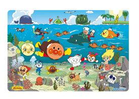 AGA-31509 アンパンマン うみのパトロール 30ピース 板パズル パズル Puzzle 子供用 幼児 知育玩具 知育パズル 知育 ギフト 誕生日 プレゼント 誕生日プレゼント
