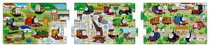 APO-24-119 きかんしゃトーマス きかんしゃトーマスせんろをつなげて2 10+15+20ピース パノラマパズル アポロ社 【あす楽】 パズル Puzzle 子供用 幼児 知育玩具 知育パズル 知育 ギフト 誕生日