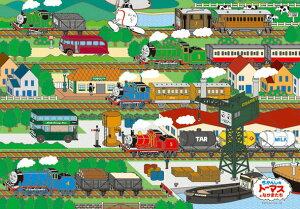 APO-26-611 ピクチュアパズル せんろであそぼう! 63ピース ピクチュアパズル アポロ社 【あす楽】 パズル Puzzle 子供用 幼児 知育玩具 知育パズル 知育 ギフト 誕生日 プレゼント 誕生日プレ