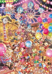 TEN-DPG500-219 ディズニー トワイライト パーク (ミッキー・ミニー) 500ピース ジグソーパズル パズル Puzzle ギフト 誕生日 プレゼント 誕生日プレゼント