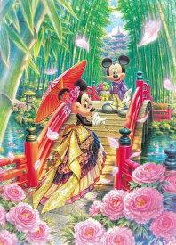 TEN-DPG266-572 ディズニー MIYABI〜和モダンウエディング ドリーム〜(ミッキー・ミニー) 266ピース ジグソーパズル