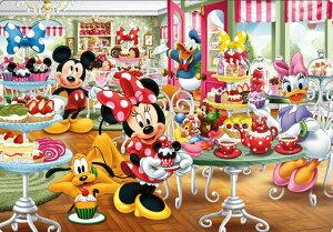TEN-DC60-090 ディズニー スイーツショップへようこそ(ミッキー&ミニー) 60ピース チャイルドパズル パズル Puzzle 子供用 幼児 知育玩具 知育パズル 知育 ギフト 誕生日 プレゼント 誕生