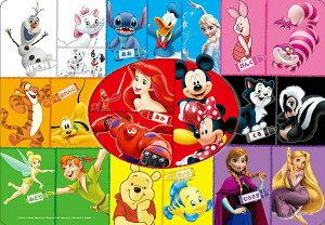 TEN-DC27-140 ディズニー パズルでいろをおぼえよう! 27ピース チャイルドパズル パズル Puzzle 子供用 幼児 知育玩具 知育パズル 知育 ギフト 誕生日 プレゼント 誕生日プレゼント