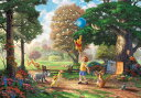 TEN-D1000-030 ディズニー Winnie The Pooh II(くまのプーさん) 1000ピース ジグソーパズル [CP-D] パズル Puz…
