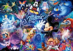 TEN-DW1000-414 ディズニー It's Magic!(ミッキー) 1000ピース ジグソーパズル