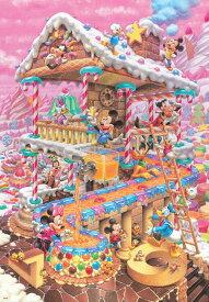 TEN-D1000-421 ディズニー おかしなおかしの家(ミッキー) 1000ピース ジグソーパズル パズル Puzzle ギフト 誕生日 プレゼント 誕生日プレゼント