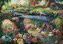 TEN-D1000-490 ディズニー Alice in Wonderland(不思議の国のアリス) 1000ピース ジグソーパズル [CP-D] パズル…
