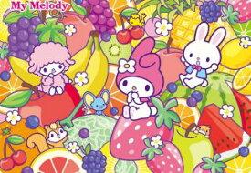 TEN-MC60-954 マイメロディ マイメロディのフルーツパーティー 60ピース チャイルドパズル パズル Puzzle 子供用 幼児 知育玩具 知育パズル 知育 ギフト 誕生日 プレゼント 誕生日プレゼント
