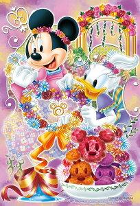 YAM-99-448 ディズニー フローリスト(ミッキー&フレンズ) 99ピース ジグソーパズル