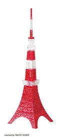 BEV-50192 クリスタルパズル 東京タワー 48ピース 立体パズル