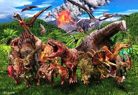 BEV-61-430 服部 雅人 大恐竜ワールド 1000ピース ジグソーパズル パズル Puzzle ギフト 誕生日 プレゼント