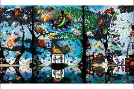 APP-1000-831 藤城清治 魔法の森に燃える再生の炎 1000ピース ジグソーパズル パズル Puzzle ギフト 誕生日 プレゼント 誕生日プレゼント
