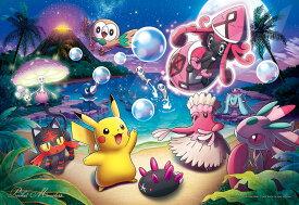 ENS-108-L729 ポケットモンスター Akala Moonlight (アーカラ ムーンライト) 108ピース ジグソーパズル パズル Puzzle ギフト 誕生日 プレゼント