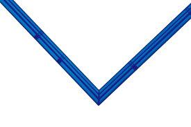 EPP-30-423 クリスタルパネル No.23 / 3 ブルー 26×38cm(ラッピング不可) パネル 【あす楽】【ラッピング対象外】 [CP-PP]