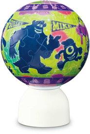 YAM-2003-497 ディズニー パズランタン ワンダー・ゾーン (モンスターズインク) 60ピース 球体パズル