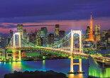 EPO-04-534風景お台場の夜景-東京216ピース●予約ジグソーパズル[CP-M]パズルPuzzleギフト誕生日プレゼント