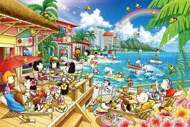 EPO-11-589s スヌーピー ピーナッツ ビーチリゾート 1000ピース ジグソーパズル 【あす楽】 パズル Puzzle ギフト 誕生日 プレゼント