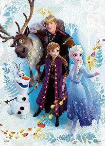 EPO-74-012 ディズニー Frozen Journey(フローズン・ジャーニー)(アナと雪の女王2) 500ピース ジグソーパズル エポック社 【あす楽】 パズル デコレーション パズデコ Puzzle Decoration 布パズ