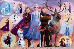 EPO-97-005 ディズニー Frozen 2 Collection (Frozen 2 コレクション) (アナと雪の女王) 1000ピース ジグソーパズル [CP-PD] パズル デコレーション パズデコ Puzzle Decoration 布パズル ギフト プレゼ