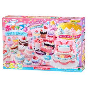 W-125 ホイップる シュガーレースケーキDX おもちゃ [CP-WH] 誕生日 プレゼント 子供 女の子 男の子 6歳 7歳 8歳 ギフト パティシエ ホイップル